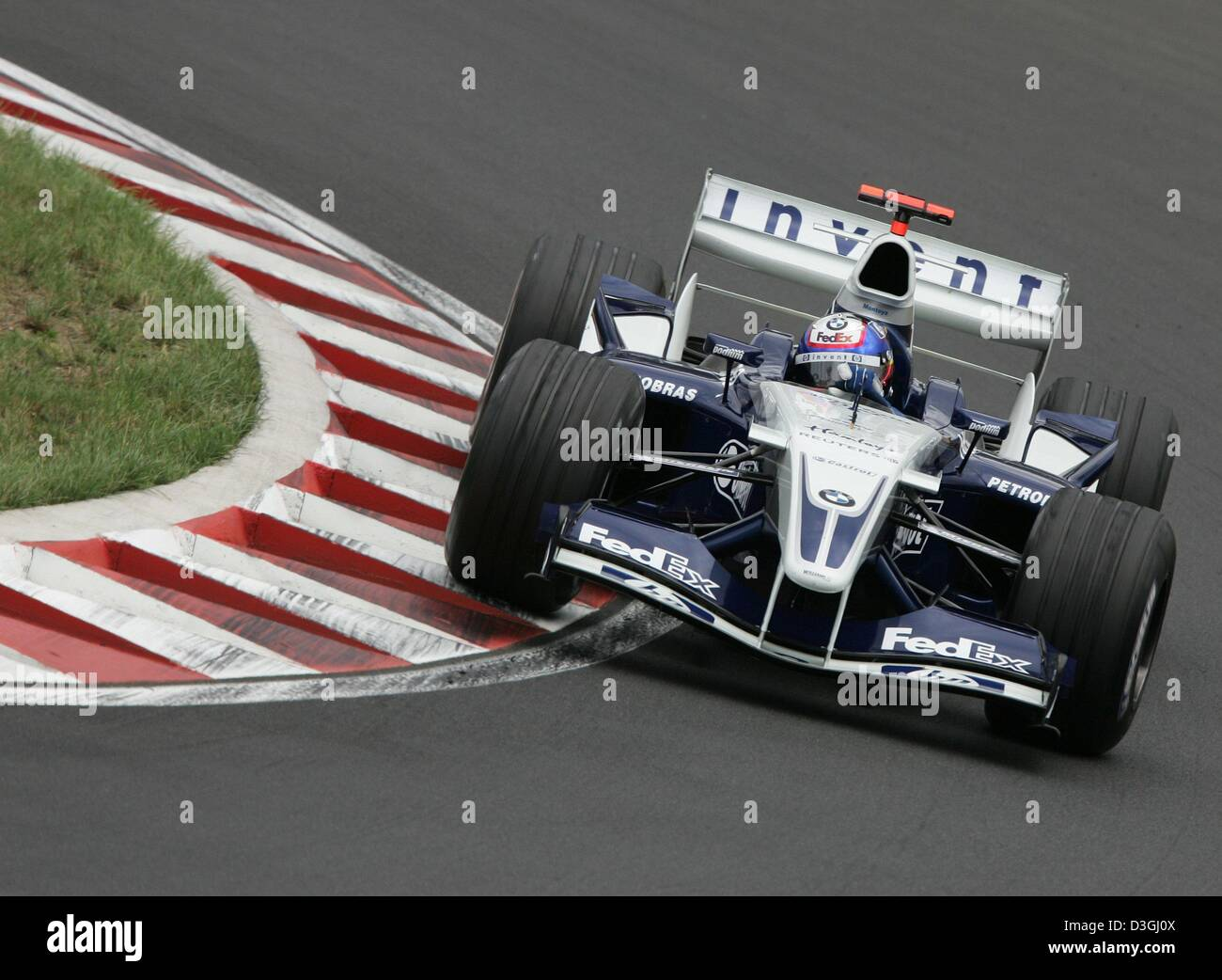 Circuito Ungheria : Dpa colombiano di pilota di formula uno juan pablo montoya bmw