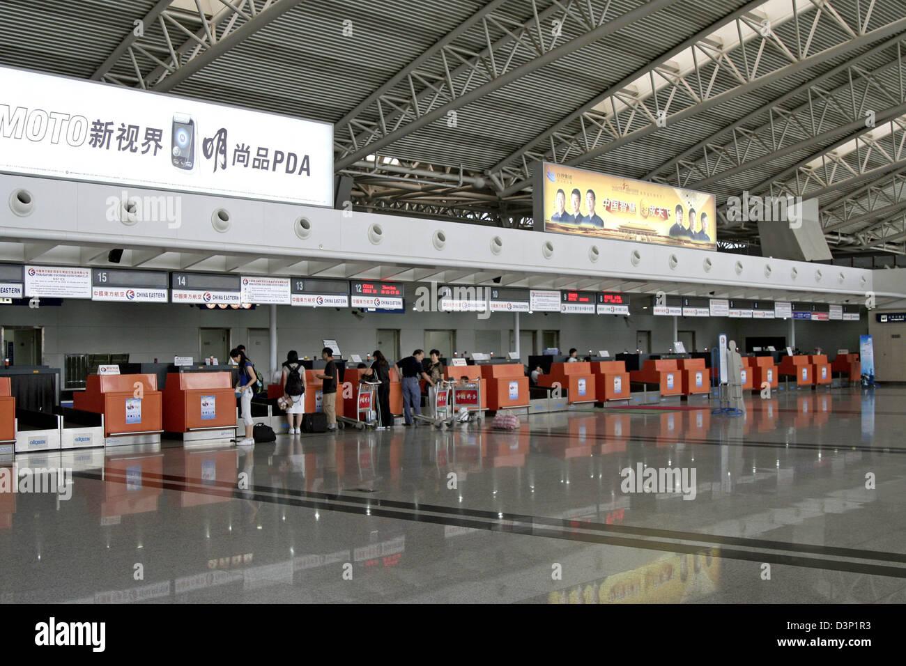 Xian Aeroporto : Xian airport china immagini xian airport china fotos stock alamy