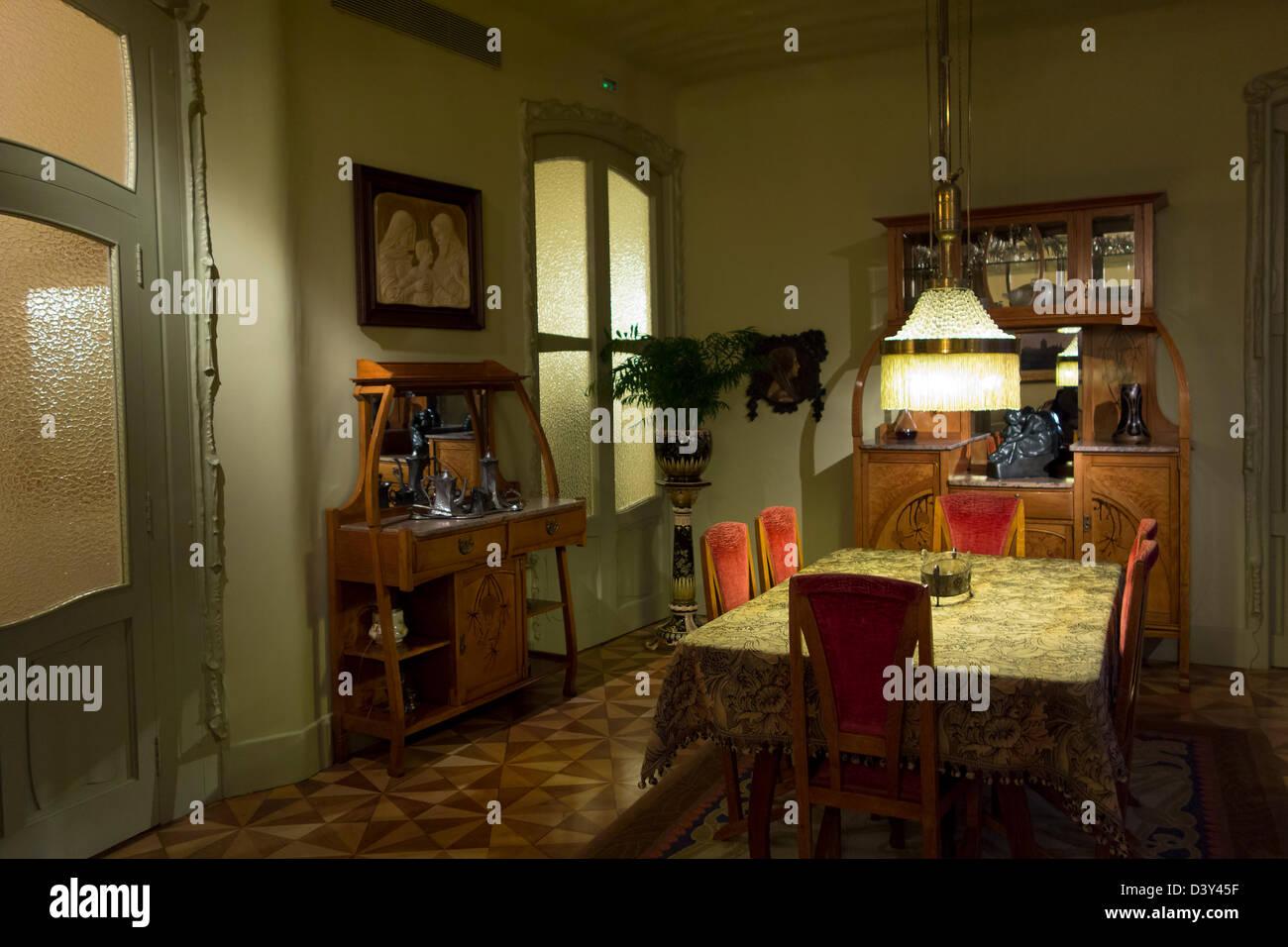 Soggiorno in un appartamento in Casa Milà aka La Pedrera a ...