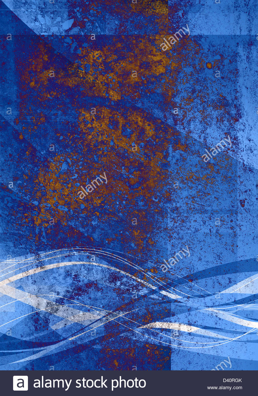 Grunge background texture Immagini Stock