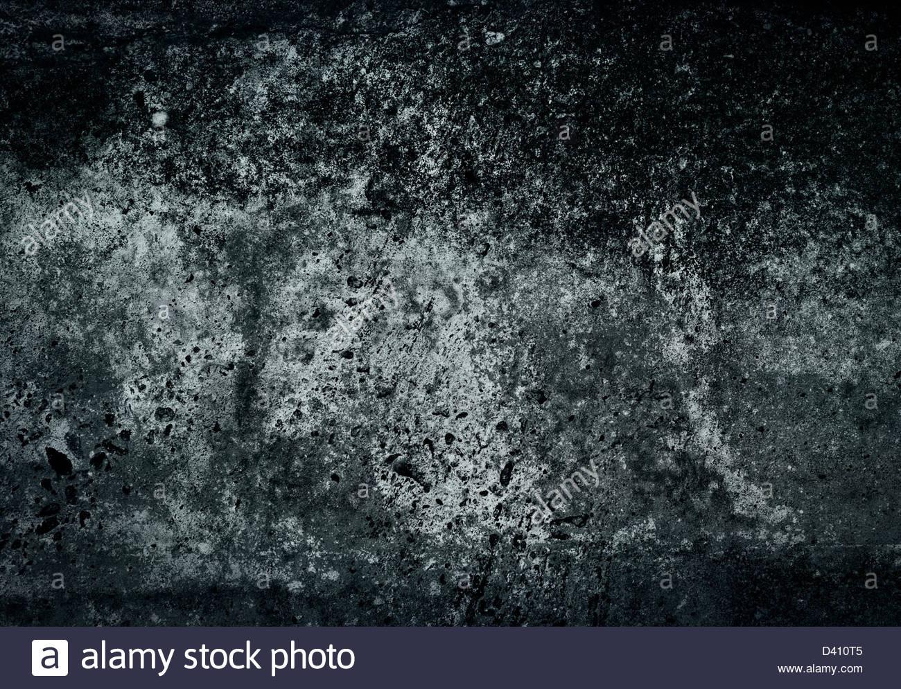 Parete scura sullo sfondo di texture Immagini Stock