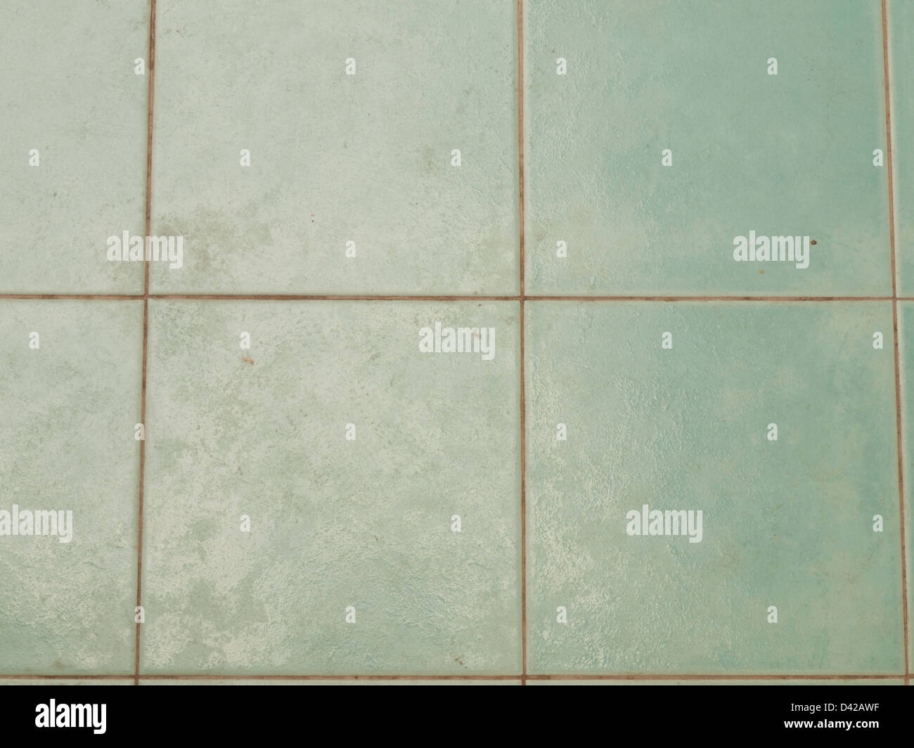 In ceramica verde piastrelle per pavimento foto immagine stock