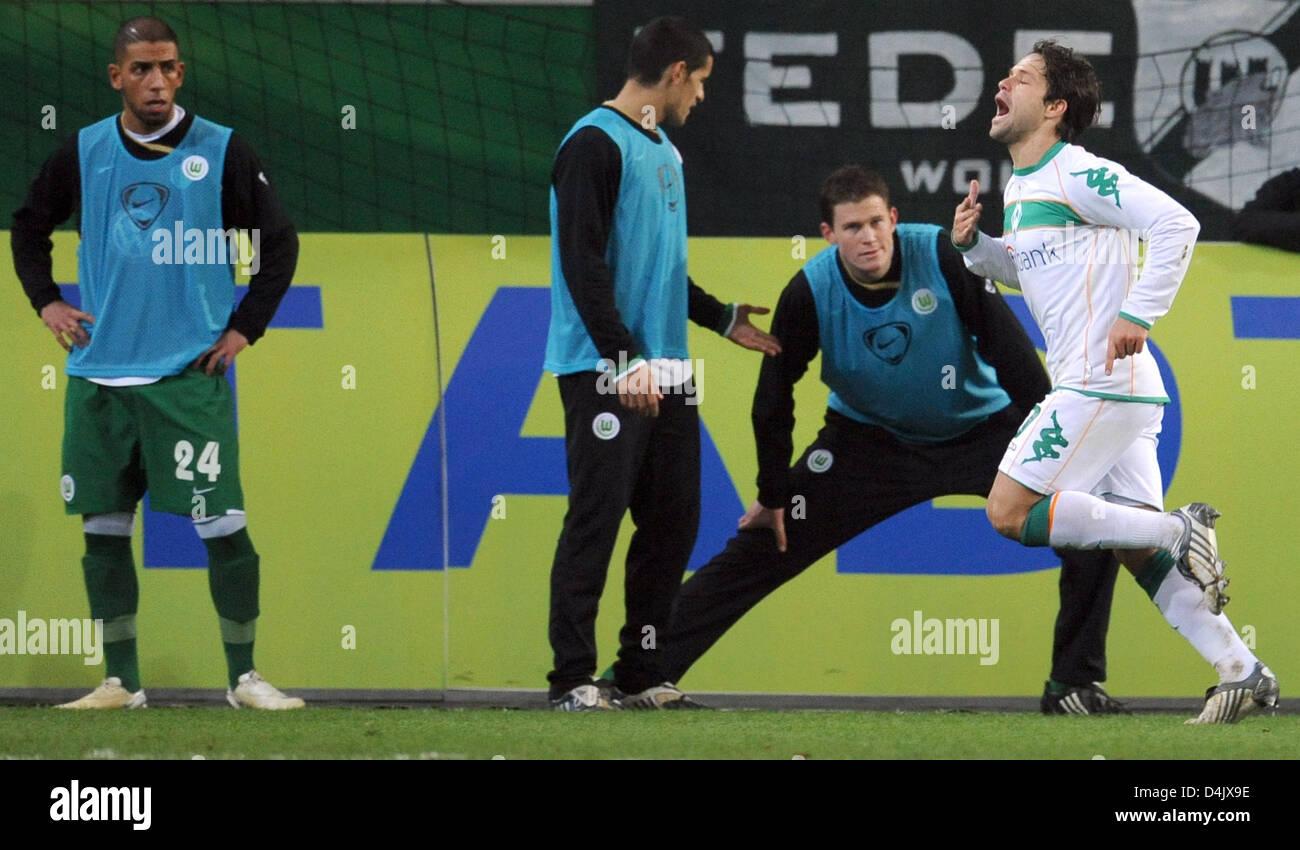 Seconda Maglia FC Schalke 09Sascha Riether