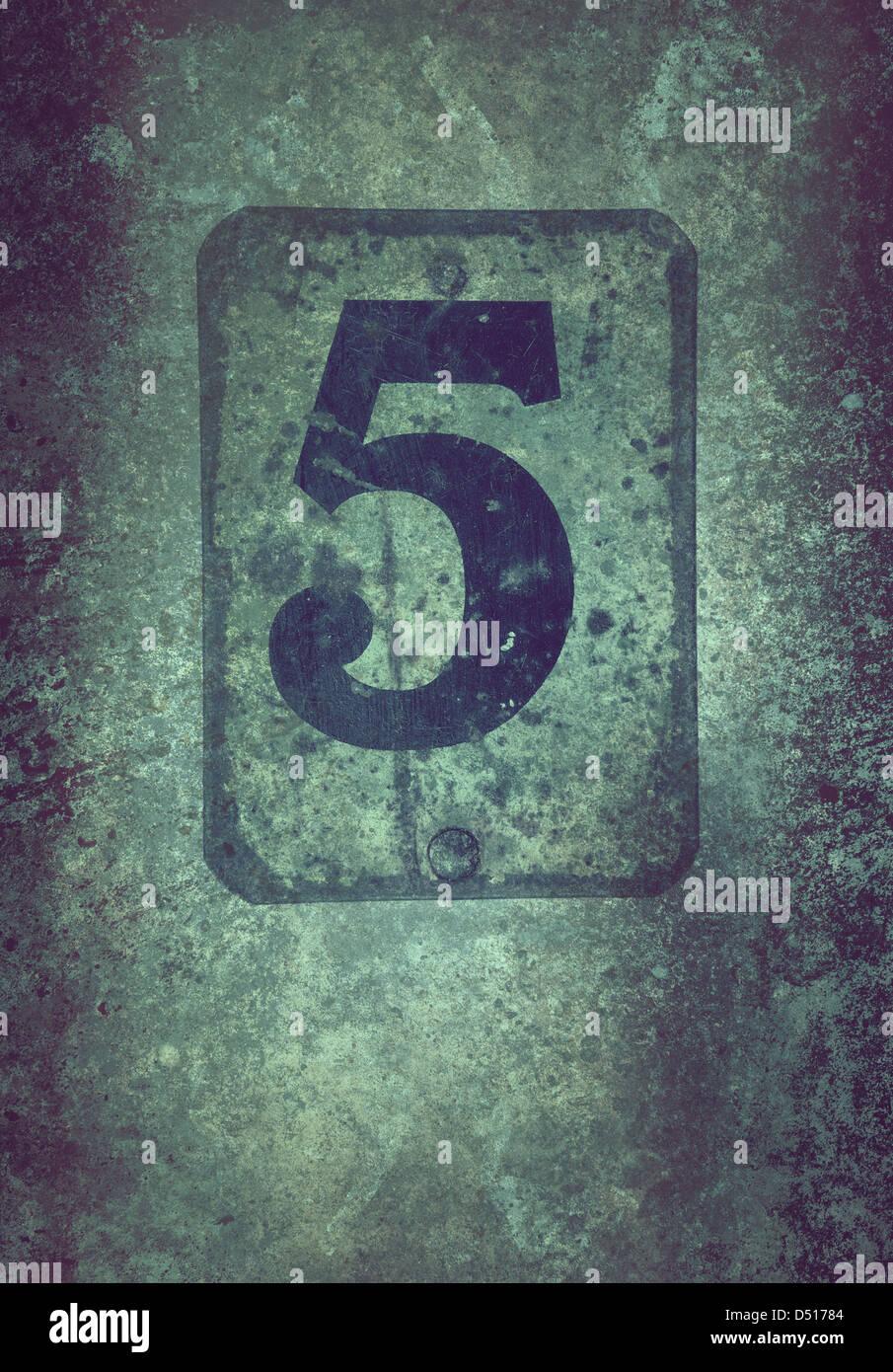 grunge 5 Immagini Stock