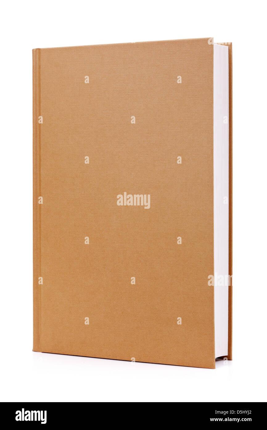 Libro con copertina rigida Immagini Stock