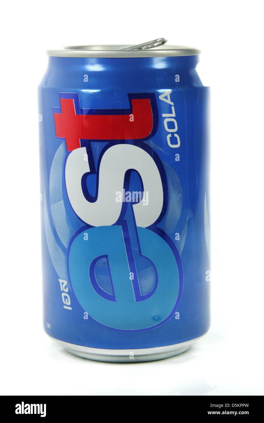 EST , Cola Cola tailandese Immagini Stock