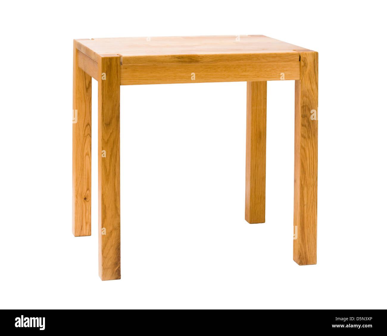 Piccolo tavolo. Immagini Stock