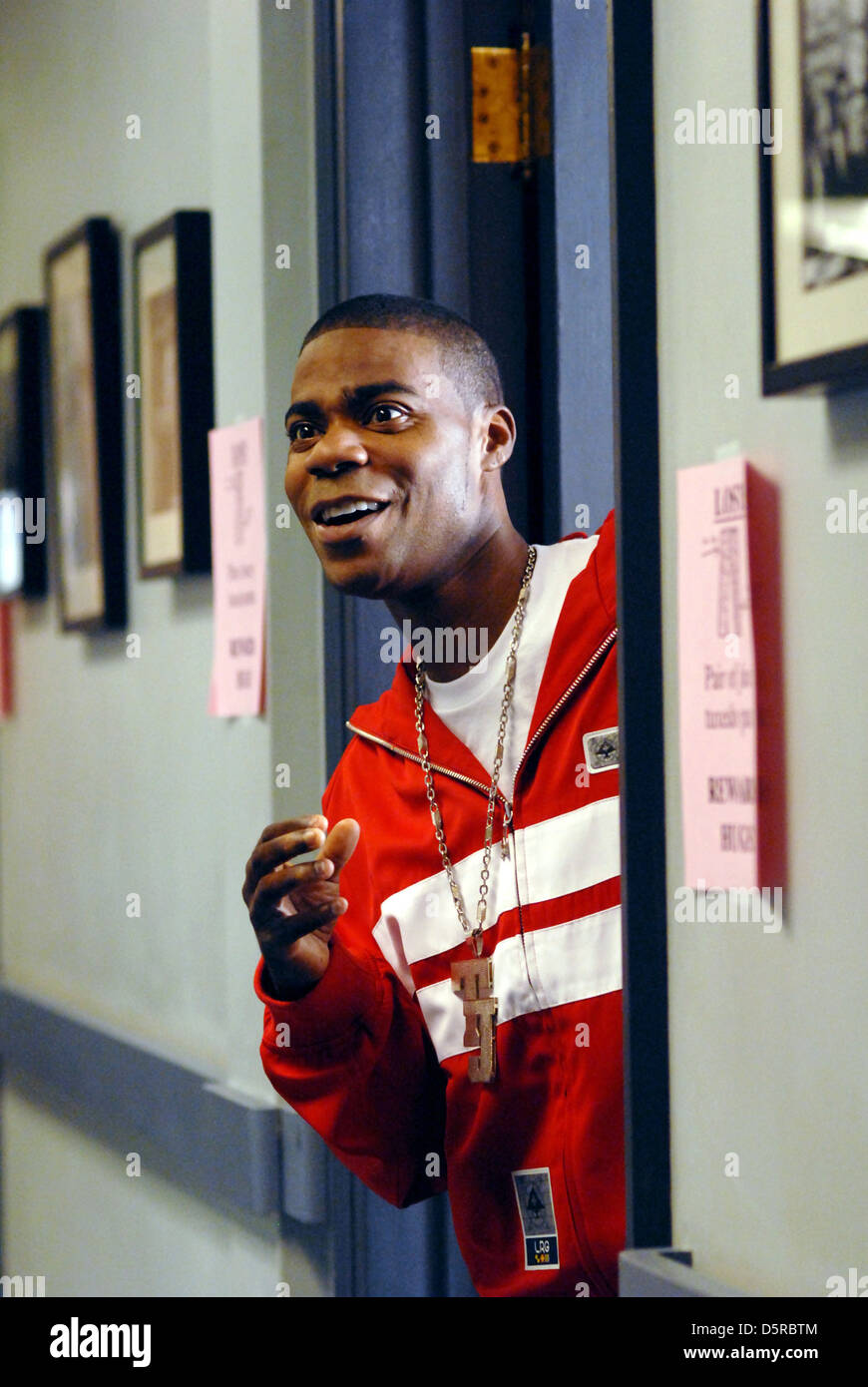 TRACY MORGAN 30 ROCK (2006) Immagini Stock