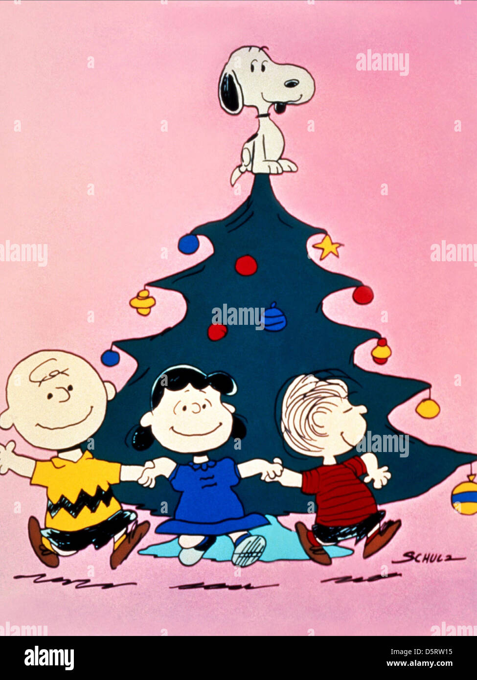 Immagini Natale Snoopy.Charlie Brown Lucia Linus Snoopy Un Charlie Brown Natale 1965