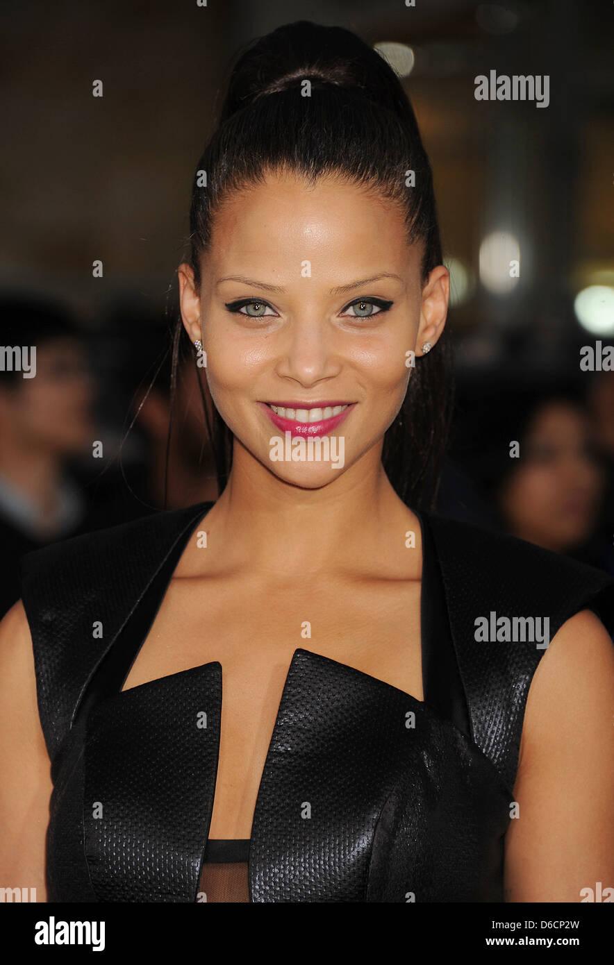 DENISE VASI US attrice cinematografica in aprile 2013. Foto di Jeffrey Mayer Immagini Stock