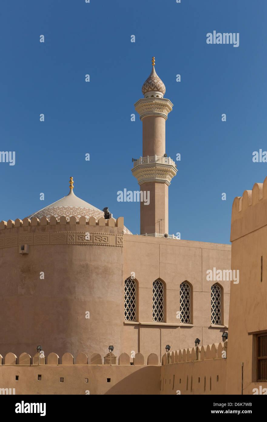 Nizwa, Oman, Medio Oriente Immagini Stock