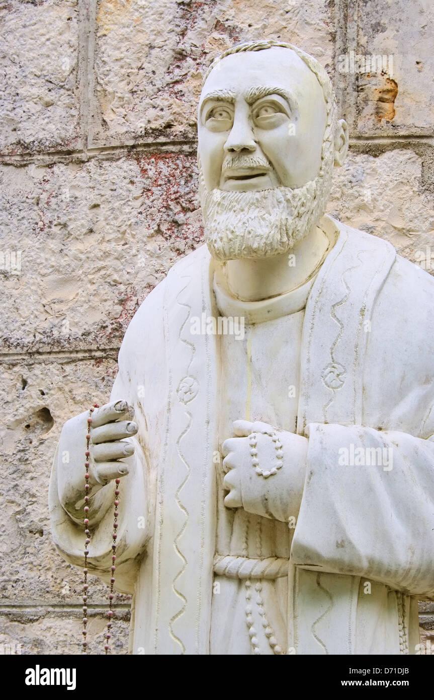 Pater Pio - Padre Pio 01 Immagini Stock