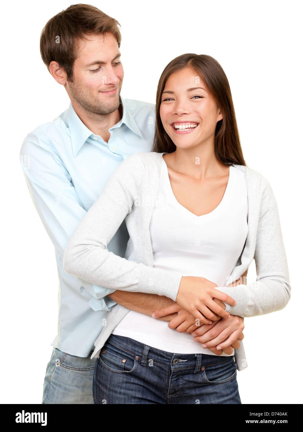 Bianco donna asiatico uomo Dating sito
