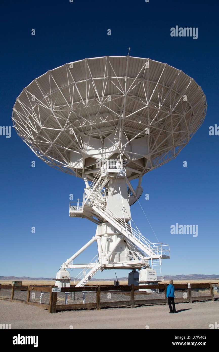 La grande schiera, Nuovo Messico, STATI UNITI D'AMERICA Immagini Stock