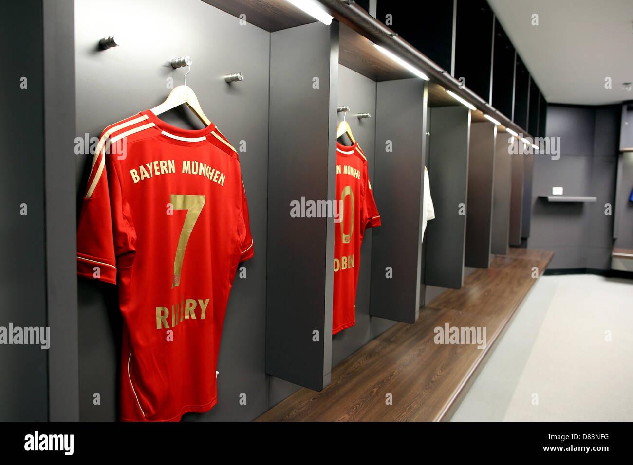 Maglia Home FC Bayern München Arjen Robben