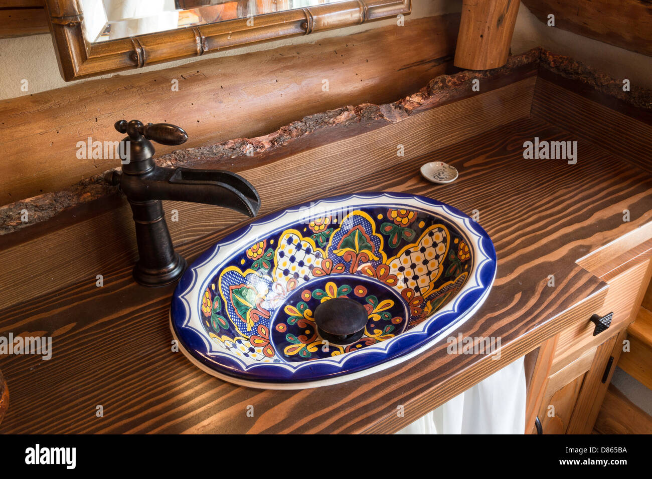 Arredo bagno lavabo foto & immagine stock: 56684302 alamy