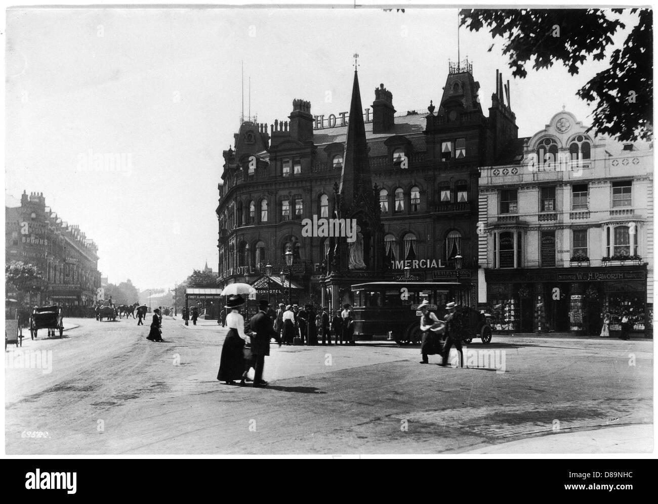Harrogate 1910 Immagini Stock