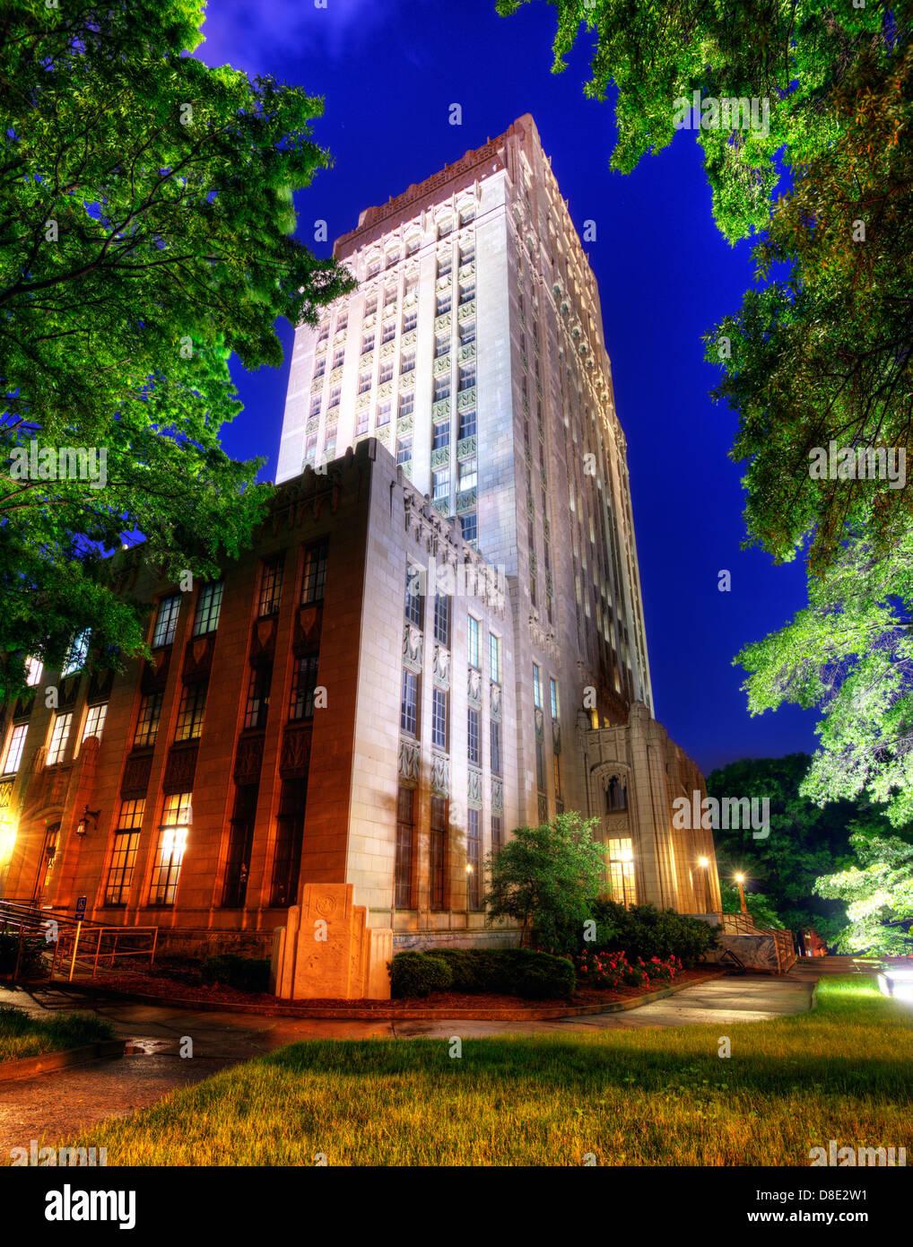 Municipio di Atlanta, Georgia, Stati Uniti d'America. Immagini Stock
