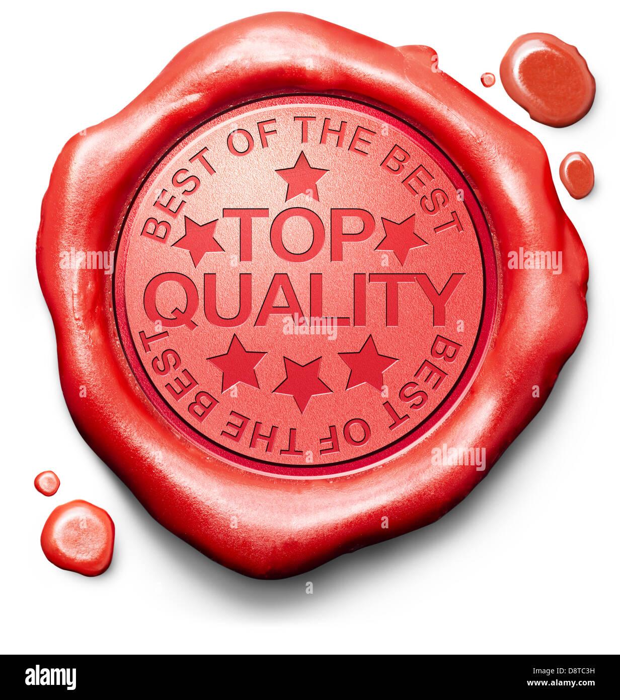 Top qualità migliore del miglior etichetta di cera rossa icona timbro  conferma certificato di qualità garantita al 100% prodotto 7cdafb6dd89