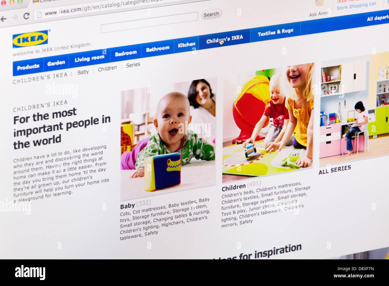 Ikea Di Arredamento Per La Casa Sito Web Online O Una Pagina Web Su