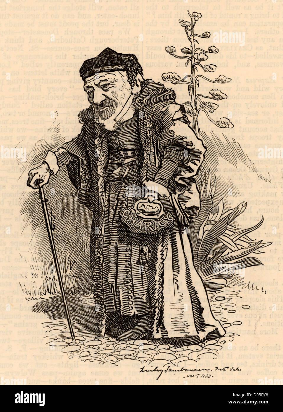 Mosè montefiore 1784 1885 italiano inglese nato filantropo e