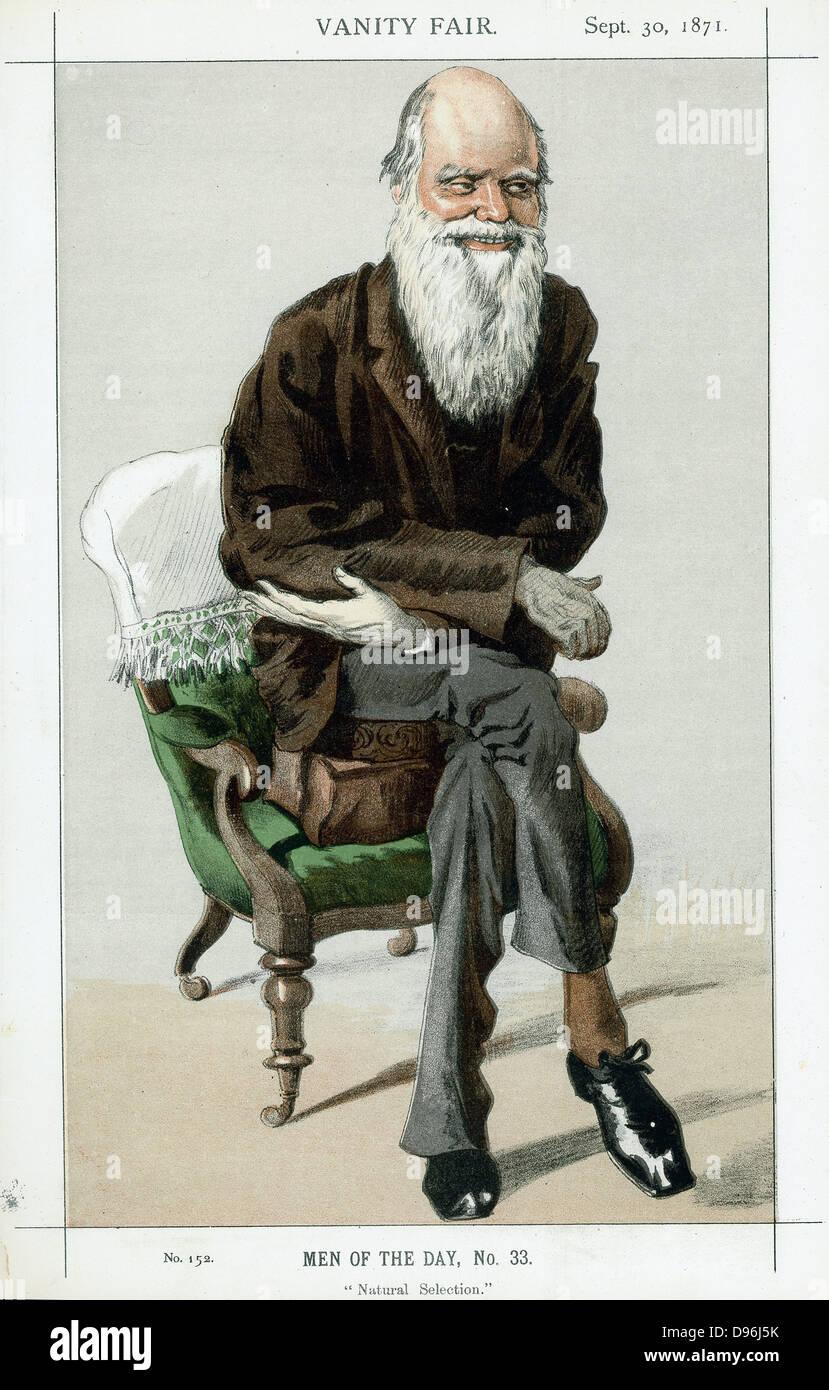 Charles darwin naturalista inglese evoluzione per