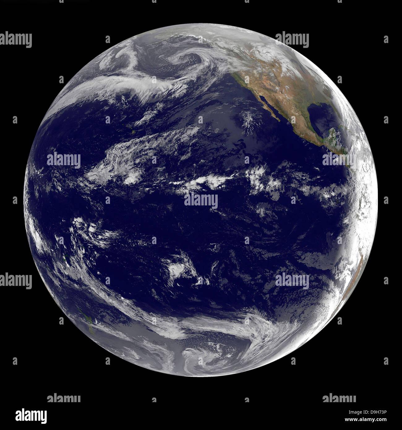 Map north america satellite immagini map north america - Immagine di terra a colori ...