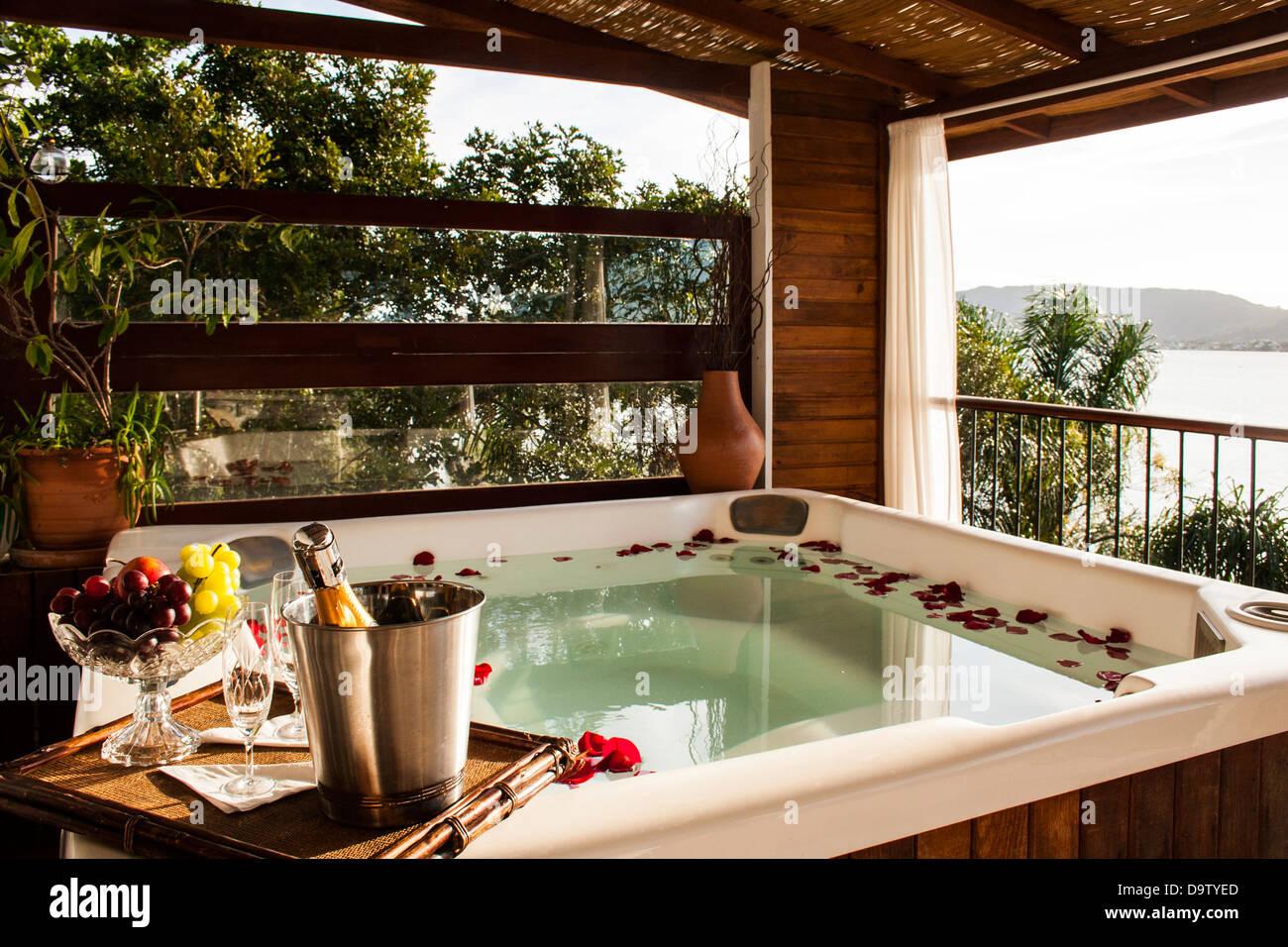 Vasca Da Bagno In Camera : Vasca da bagno in camera balcone di isadora duncan guest house foto