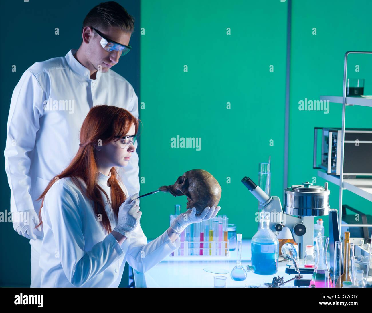 datazione scienziati sito