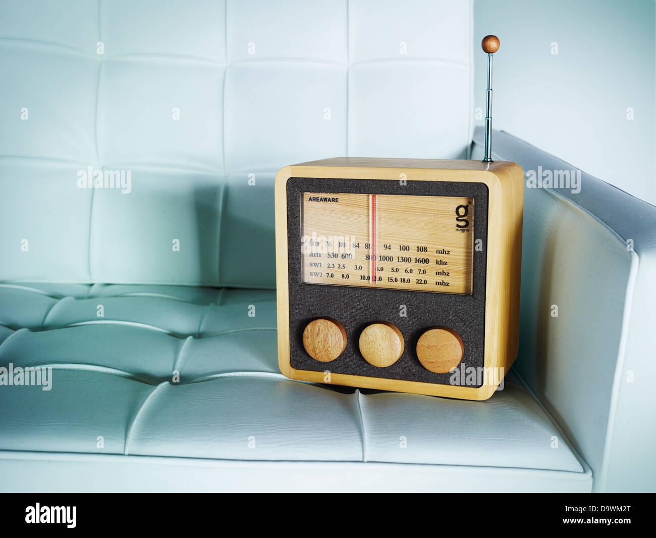 Radio Immagini Stock