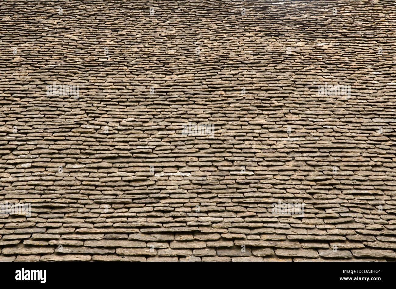 Tetto in pietra piastrelle foto & immagine stock: 57857300 alamy
