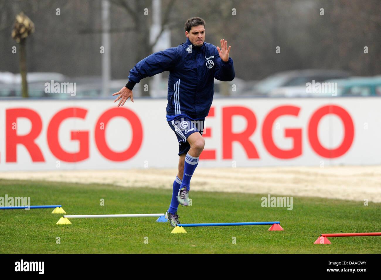Terza Maglia FC Schalke 09Sascha Riether