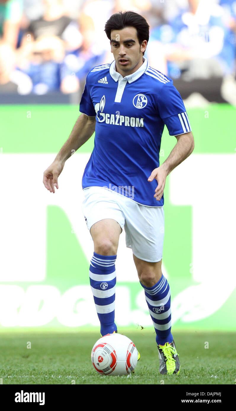 Terza Maglia FC Schalke 23Daniel Caligiuri