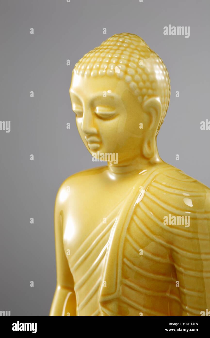 Scultura di Buddha Immagini Stock