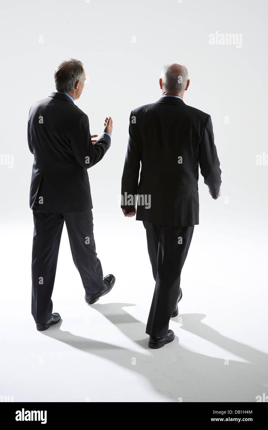 uomini d'affari Immagini Stock