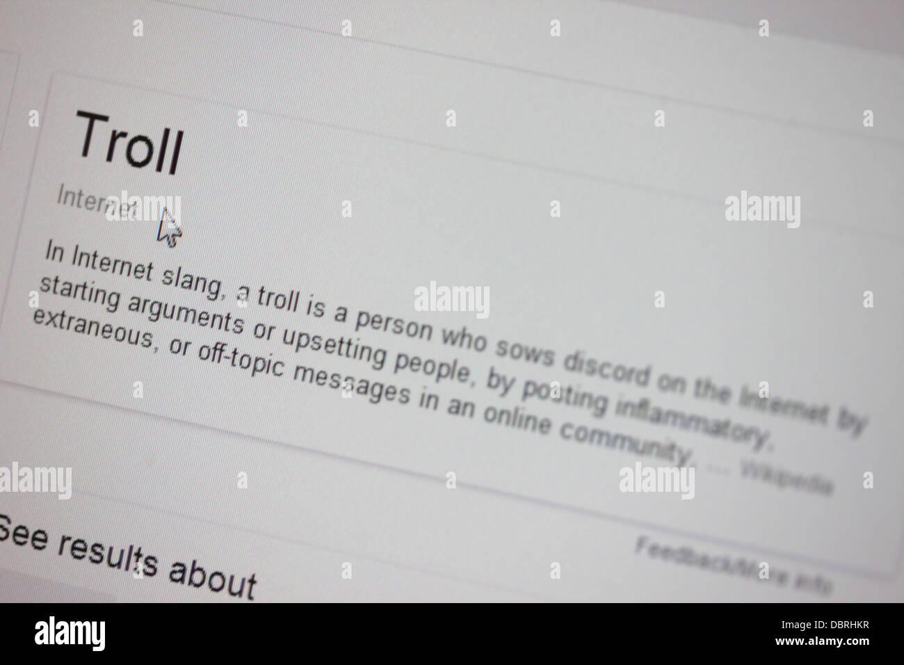 cosa significa collegare slang