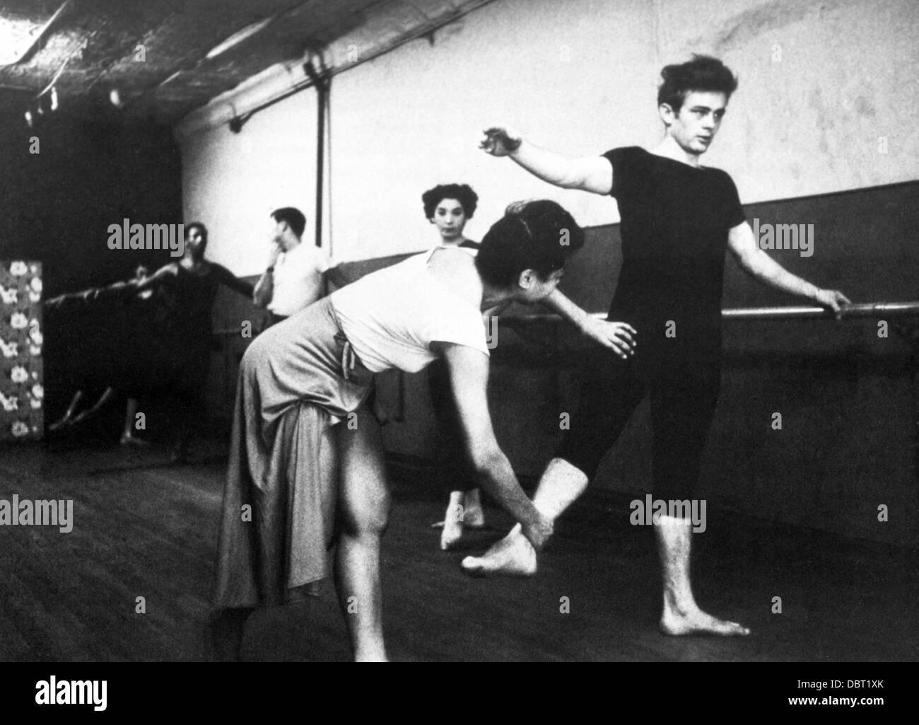 James Dean (portrait) jdn 20 collezione moviestore ltd Immagini Stock