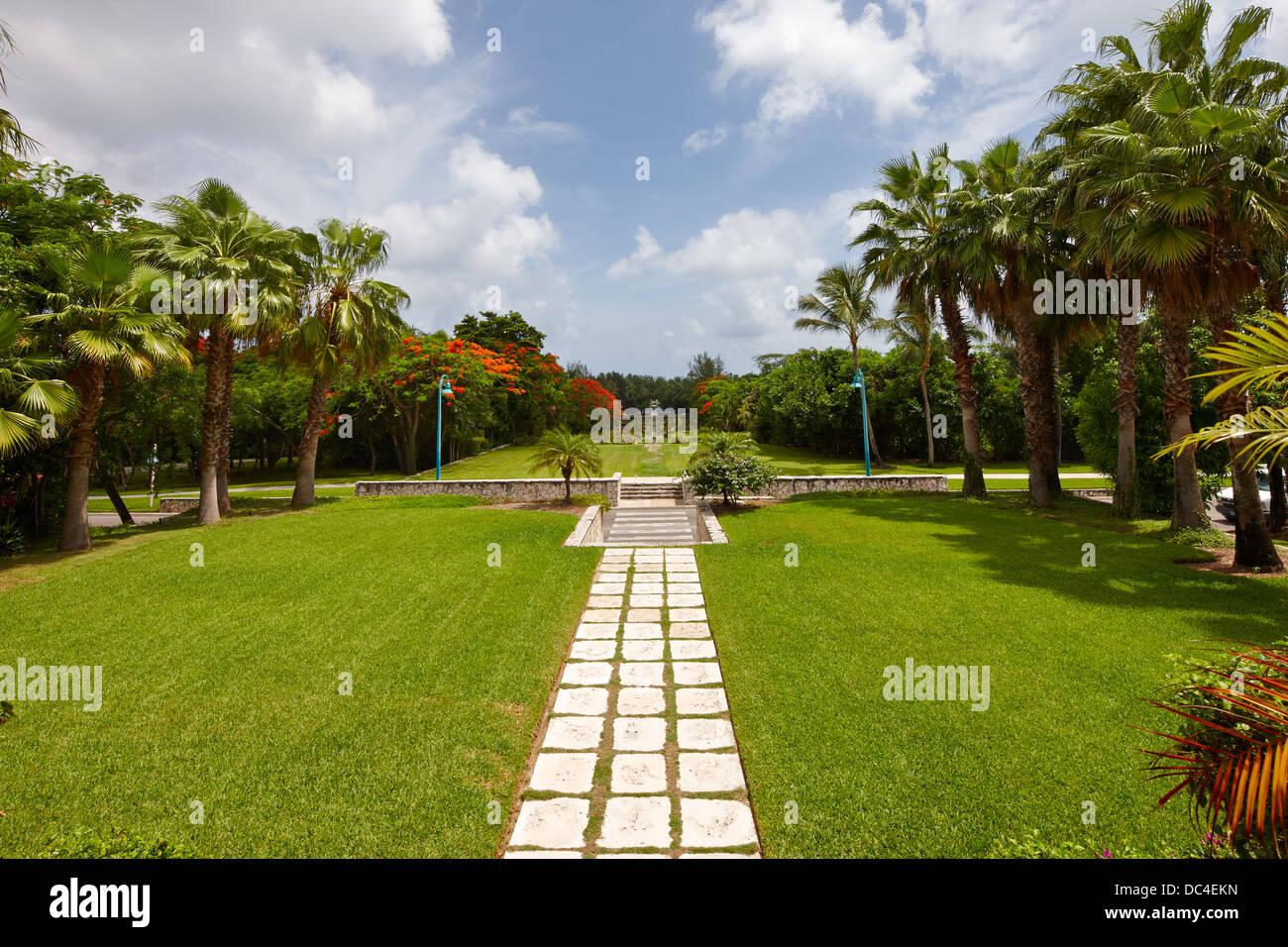 Poster l orangerie giardino di versailles parigi francia