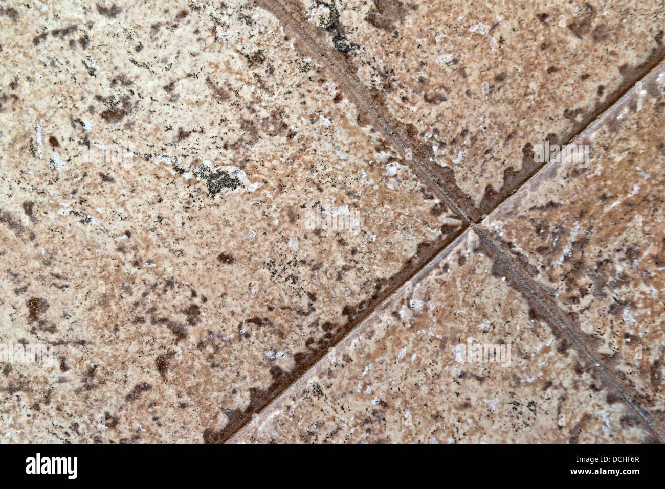 Piastrella ceramica texture il beige mosaico di piastrelle in