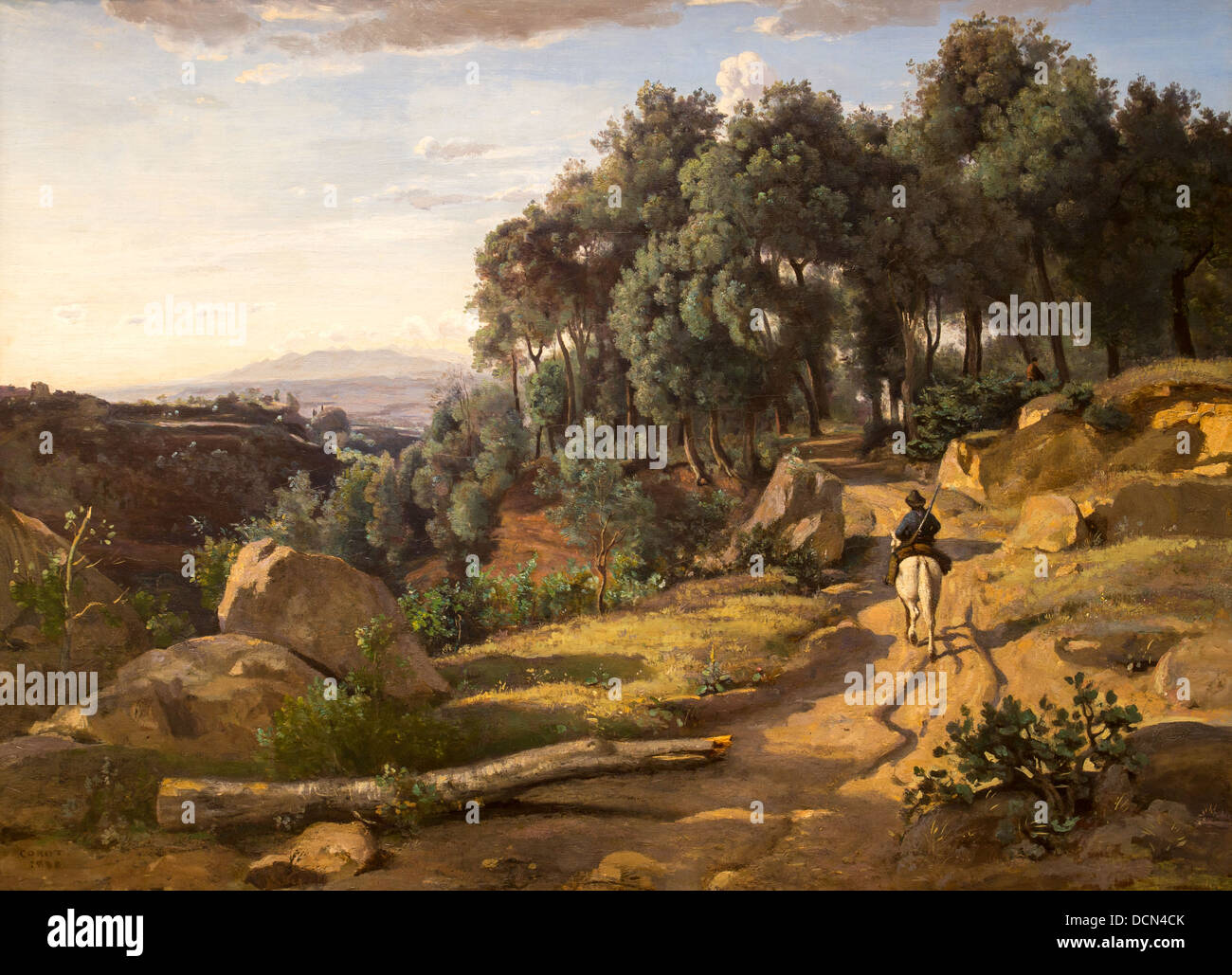 Jean Baptiste Camille Corot Immagini Jean Baptiste Camille Corot