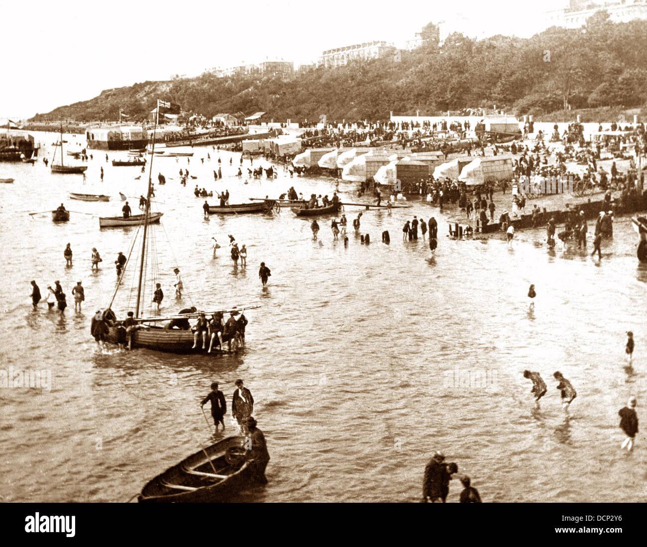 Southend-on-Sea periodo Vittoriano Immagini Stock