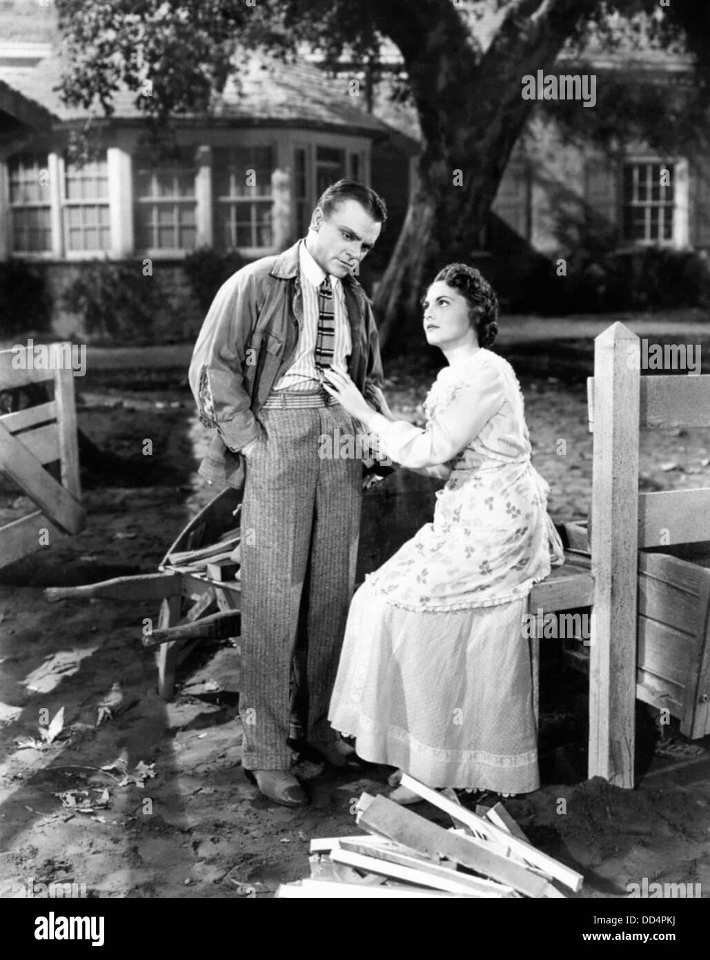 YANKEE DOODLE DANDY - James Cagney - diretto da Michael Curtiz - Warner Bros prima nazionale 1942 Immagini Stock