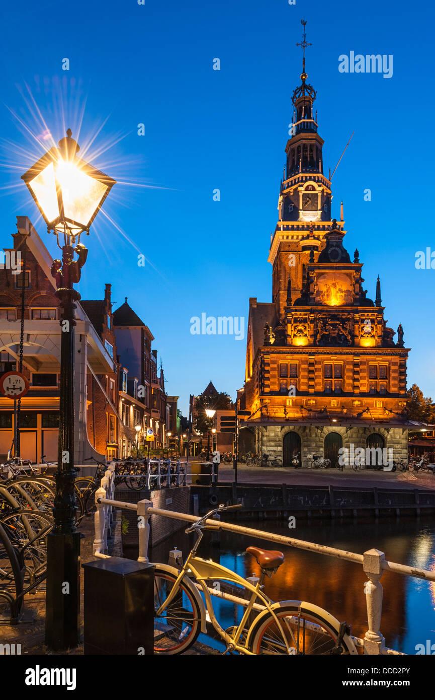 Alkmaar Paesi Bassi Immagini Stock
