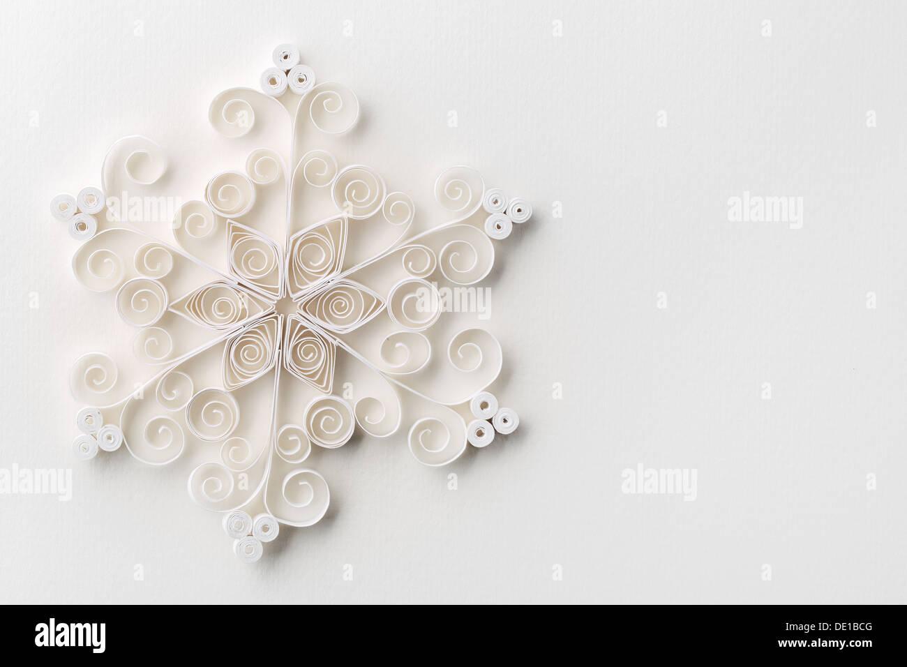 Fiocchi Di Neve Di Carta 3d : Fiocco di neve 3d immagini & fiocco di neve 3d fotos stock alamy