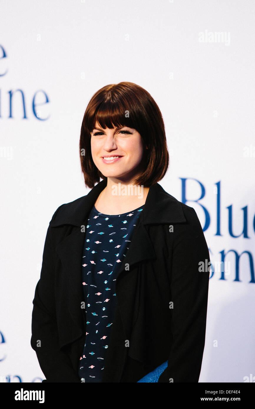 Jemina Rooper - Blu Jasmine' - UK Film Premiere - Red Carpet arrivi Immagini Stock