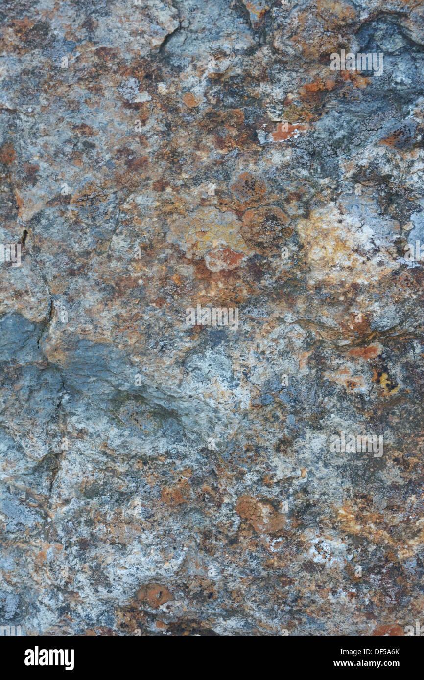 Texture di roccia per gli sfondi ot file texture. Immagini Stock