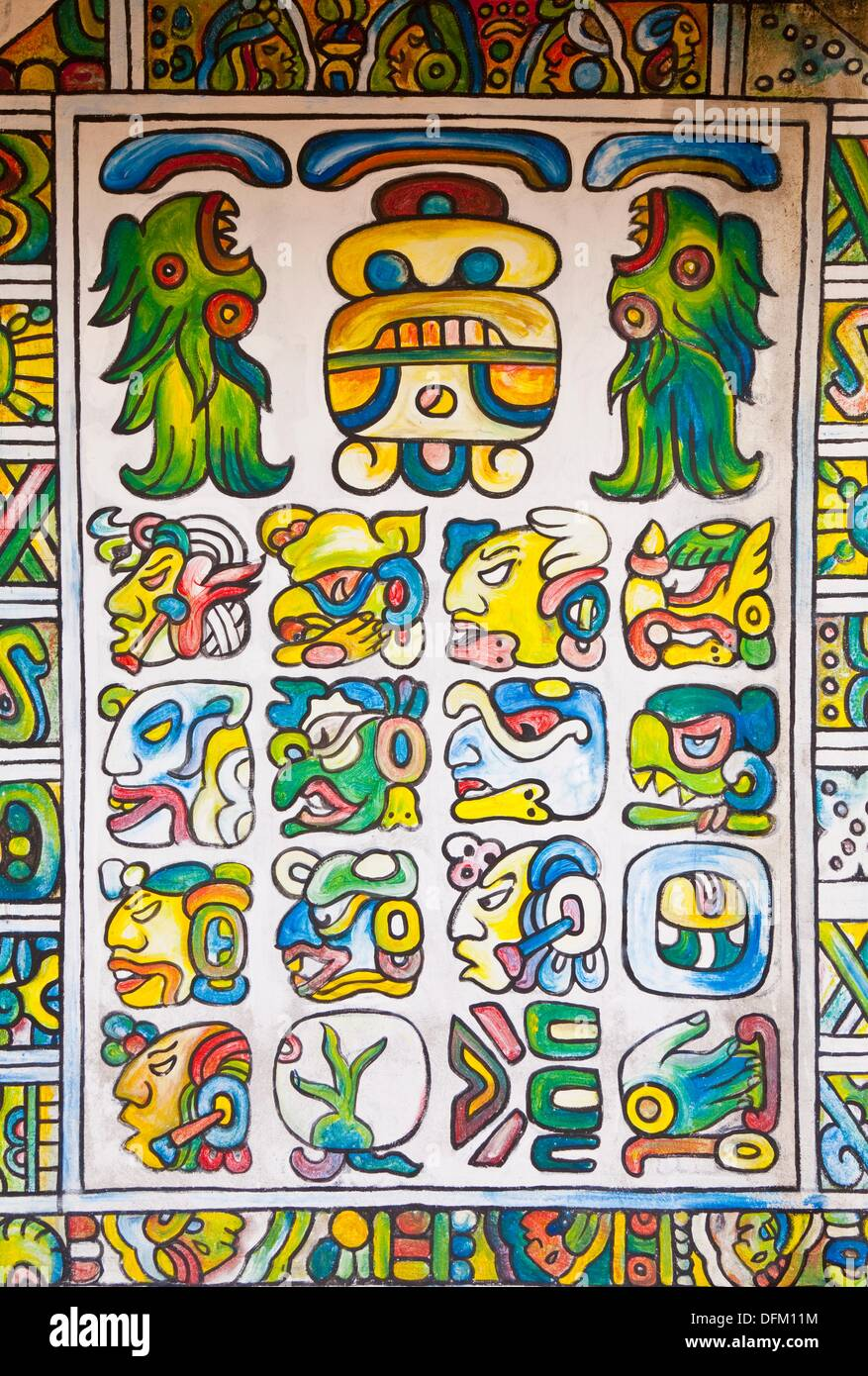 Calendario Maya Gravidanza.Vertical Calendar Immagini Vertical Calendar Fotos Stock