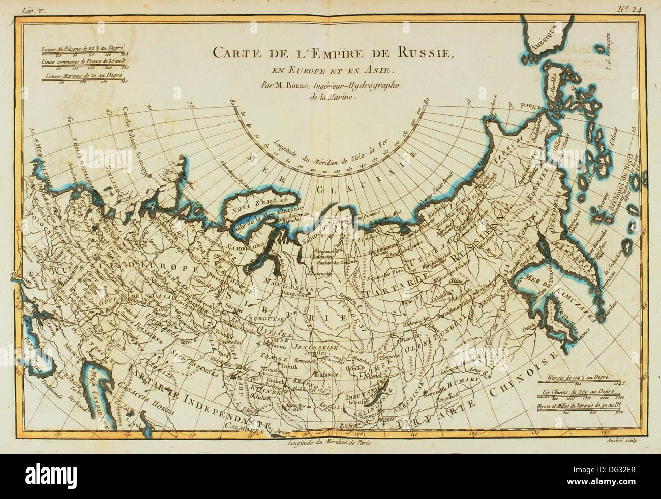 Federazione Russa Cartina Muta