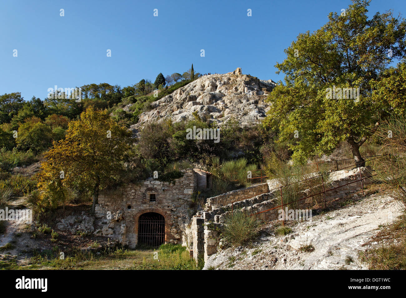 Orcia Valley Immagini & Orcia Valley Fotos Stock - Alamy