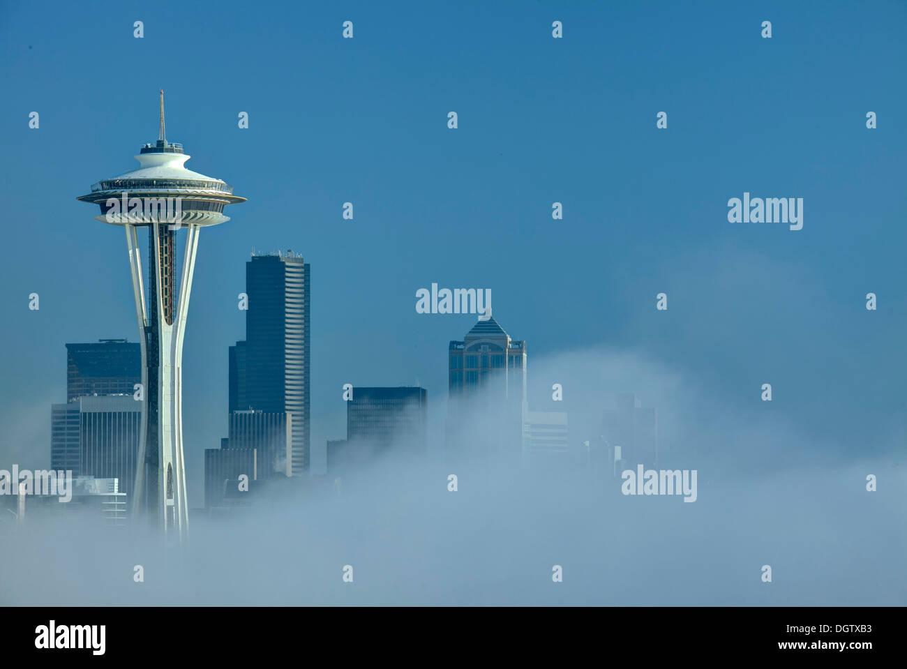 Seattle, Wa Immagini Stock